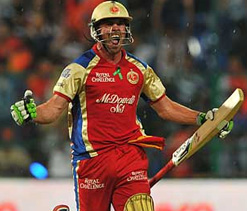 South Africans sizzle in IPL V
