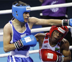Indian boxers told to let the guard down at Olympic qualifiers
