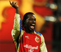 We are fortunate to have Gayle from the start: Vettori