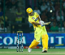 IPL 2012: Chennai vs Pune: As it happened...