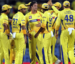 IPL 2012: Chennai Super Kings face Rajasthan Royals in battle of equals