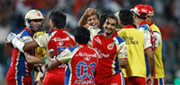 IPL 2012: Gayle, de Villiers power RCB to win over Punjab