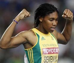 Semenya qualifies for London Olympics