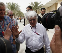 Ecclestone in yet another controversy after Force India cry TV snub 'vendetta'