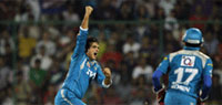 IPL: Ganguly does the trick for Pune with the ball