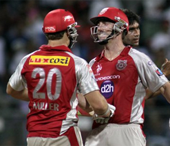 IPL 2012: Mumbai Indians vs Kings XI Punjab: As it happened...