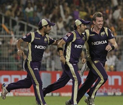 IPL 2012:KKR vs DC