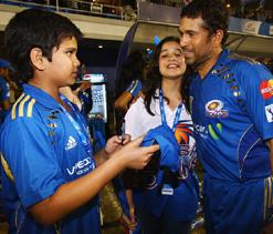 Tendulkar turns 39, MI teammates plan low-key celebration