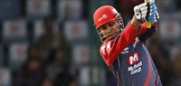 Daredevil Sehwag single-handedly demolishes Dada's Warriors