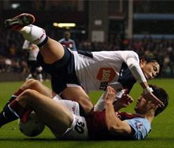 Bolton fight back to beat Villa