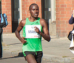 Kenya omit world record holder Makau from London team
