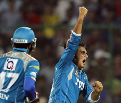 Dada's Warriors look to bounce back against Deccan today