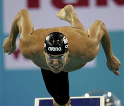 Olympic champion Cesar notches season fastest time in 50m freestyle