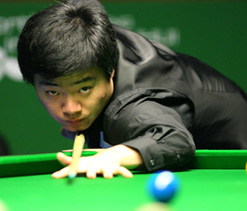 Seeded players keep failing at world snooker