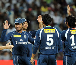 Sangakkara relieved after Deccan posted first win in IPL 5