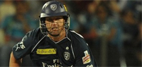 IPL 2012: White powers Chargers to first victory
