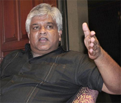 Ranatunga fired as SLC head for opposing IPL: Report