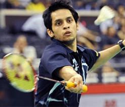 Shuttler Kashyap qualifies for London Olympics
