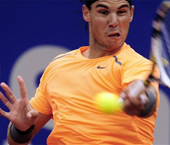 Nadal to play Ferrer in Barcelona final
