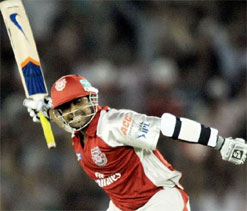 I want to take KXIP to semifinal in IPL V: Valthaty