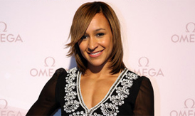 I never compete without full make-up, says Jessica Ennis