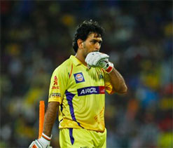 It was a rusty start to our title defence: Dhoni