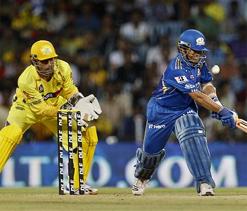 Statistical highlights: Chennai vs Mumbai