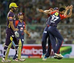 Kolkata vs Delhi: As it happened...