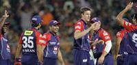Delhi defeat Kolkata by 8 wickets
