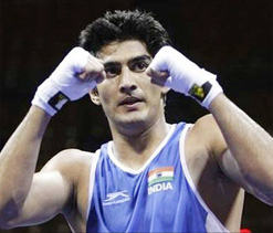 Vijender Singh expects more India joy in London ring