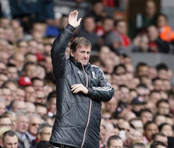 Kenny Dalglish unhappy with referee after Villa stalemate