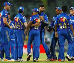 Sachin doubtful as Mumbai take on Chargers today