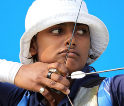 Women archers look for Olympic medal, men a berth