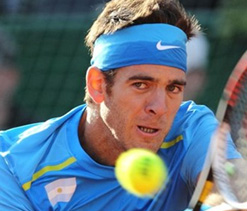 Argentina book place in Davis Cup semifinals
