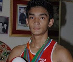 Shiva enters semis of Asian Olympic Qualifiers