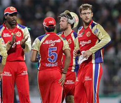 RCB will shun experimentation and focus on semis: Vettori