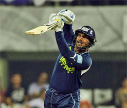 IPL: Sangakkara, White lead Chargers to their second win of IPL 5