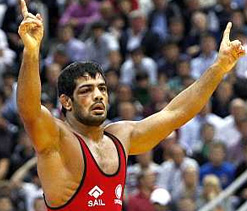 Working really hard to bring the glory for the country again: Sushil Kumar