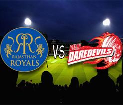 IPL 2012: Delhi vs Rajasthan -- As it happened...