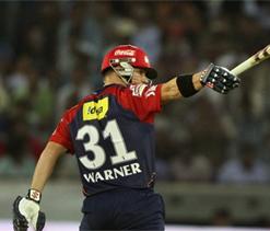 IPL 2012: Warner's brutal ton demolishes Deccan Chargers