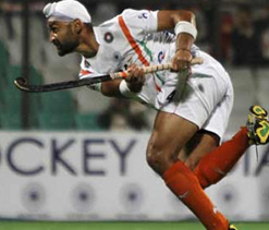 India to play on blue turfs in run-up to Olympics: Sandeep