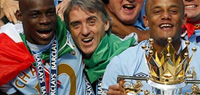 Man City clinch EPL title after 44 years