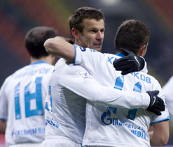 Zenit take Russia Premier League title
