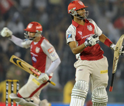 Statistical highlights: Kings XI Punjab vs Deccan Chargers