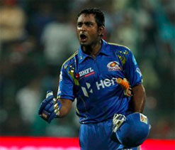 Rayudu, Patel fined for ugly spat