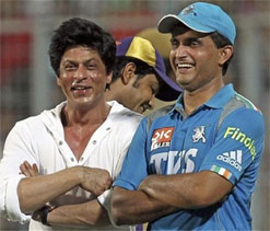 Stop comparing me with Ganguly, says Shahrukh
