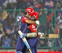Statistical highlights: Delhi vs Punjab