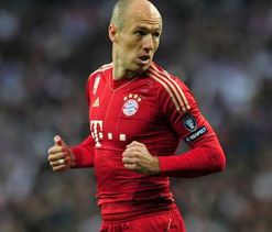 Champions League final: Robben eager to defeat Chelsea