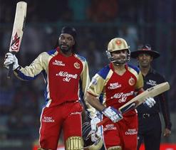 IPL 2012: Royal Challengers vs Delhi Daredevils -- As it happened