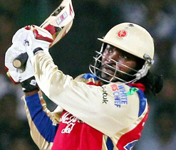 Balance was important for those sixes: Gayle